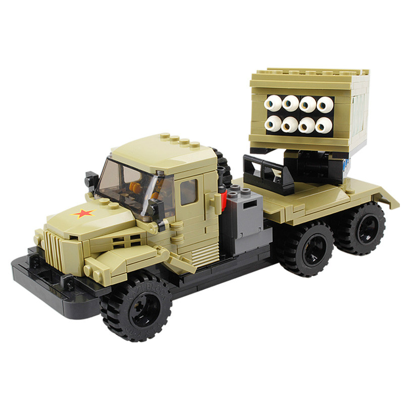 NEW 365Pcs Commpatible Lepins Bricks Military Car Model Educational KAZI Building Blocks Baby Toys for Children Gifts kazi 2017 new 635010 15 military series super weapon figures tank model building blocks set bricks kids children toys gift