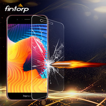 Fintorp Tempered Glass For Huawei P20 P9 P8 Lite 2017 P10 Plus P7 P6 Screen Protector Nexus 6P Protective film