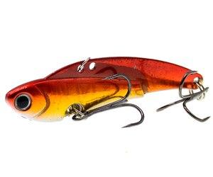 Image 5 - Señuelo cuchara para pescar cebo de Metal, 6cm/20g, cualquier profundidad que se hunde, cuchilla