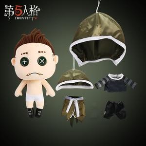 Image 5 - Game Identity Survivor Mercenary Nabb Cosplay Plush Doll Plushie Toy Dress Up Clothing Cute Christmas Gift