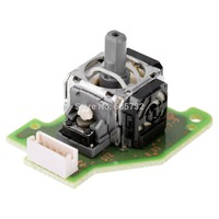 Free Shpping 1pcs 3D Analog Stick With PCB Board For Wii U GamePad Controller Right Side