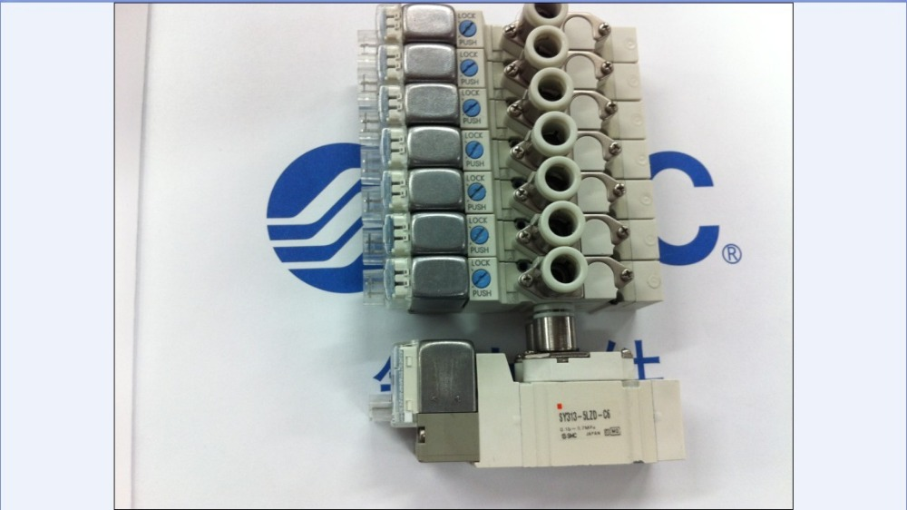 BRAND NEW JAPAN SMC GENUINE VALVE SY313-5LZD-C6 brand new japan smc genuine valve vs4130 034
