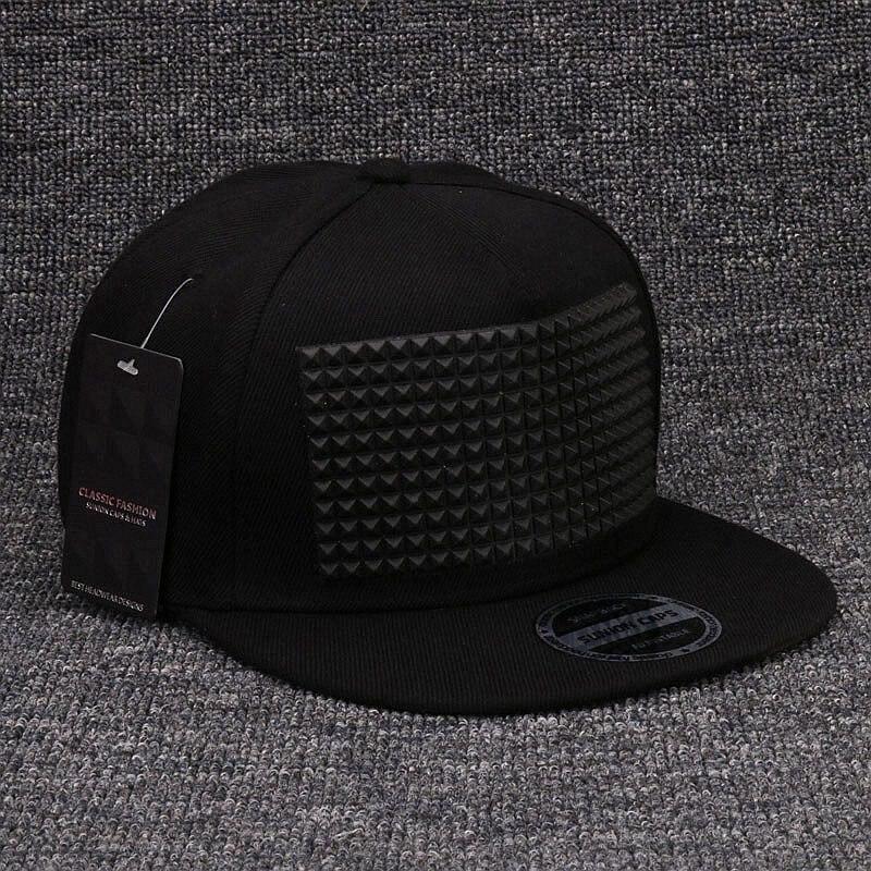 Elegante 3D del casquillo del snapback criado de silicona suave pirámide cuadrada  plana béisbol hip hop sombrero para niños y niñas en Gorras de béisbol de  ... 08509a07627