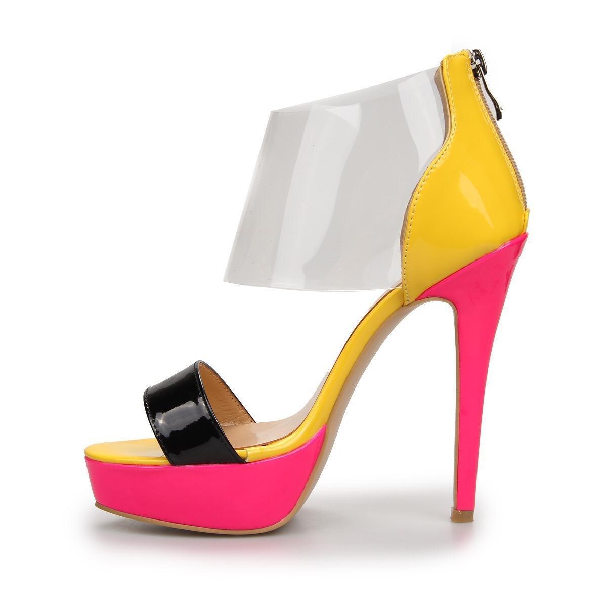 Designer Platform Heels Promotion-Shop for Promotional Designer ...
