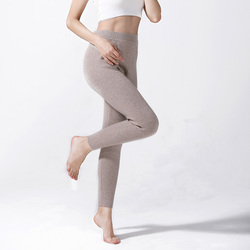 Frauen Leggings 100% Hosen Kaschmir Strickwaren Winter Neue Mode Legging Hohe Qualität Mädchen Dicke Reine Pashmina Gestrickte Hosen