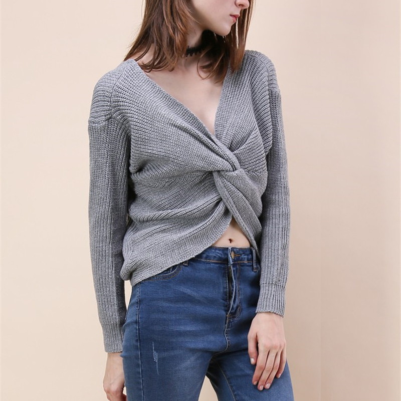 Ditch Your Polo Neck The New Knitwear Hero Is The Sex Appeal Sweater