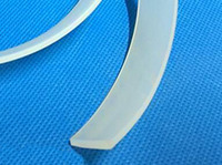 3mm 10mm 5m Solid Silicone Strip Sealing Strip A273e