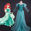 princess ariel dress sexy adult mermaid costume halloween costumes for women cosplay Deluxe party Ball Gowns plus size custom