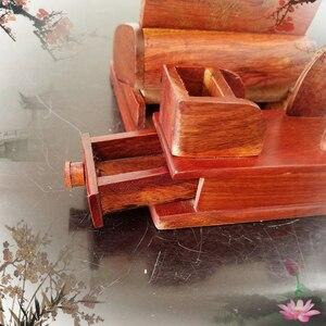 Image 3 - 자동 담배 상자 자동 담배 롤링 기계 수제 로즈 우드 장식 상자 자동 흡연 액세서리
