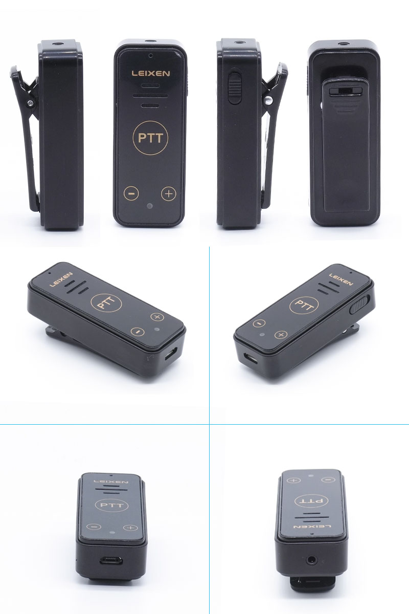 16 Baofeng walkie mini