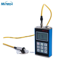 Digital Coating Thickness Metal Gauge Meter Auto Paint Tester Fe Probe MCT200
