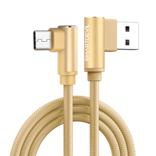 SmartDevil USB TypeC Cable Fast Charging C for Samsung Galaxy S9 8 Oneplus6 Nylon Braided Data Sync Type-C Phone