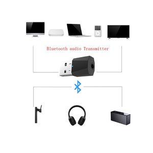 Image 2 - USB אלחוטי Bluetooth 3.5mm אודיו סטריאו מקלט לרכב AUX רמקול אוזניות