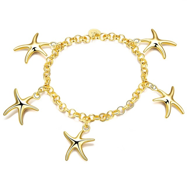 from plated twisted com bangles bracelets bracelet gold on accessories color sweetheart in small bangle baby kids yellow trendy item aliexpress jewelry