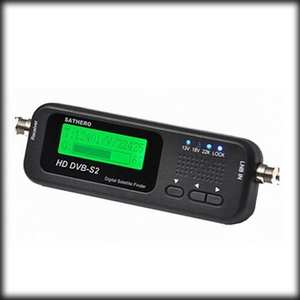Meter Sat-Finder DVBS2 Signal SH-100HD Digital Original Pocket Usb-2.0 50pcs By-Dhl-Or-Ems