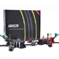 GEPRC Gep-Mark2 230mm FPV course Drone PNP/BNF F4 40A BLHeli_S Dshot600 5.8G 25/200/600 mW VTX RC Drone jouets