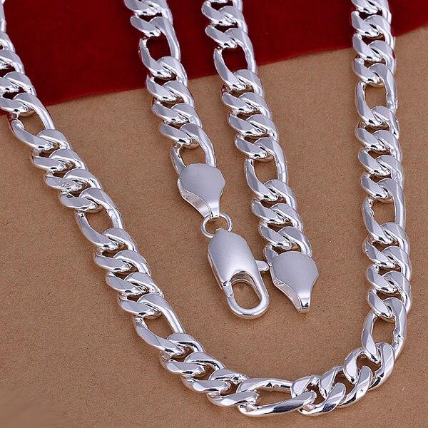 d88a371a5f2d getSubject() aeProduct.getSubject() Collar de plata de ley 925 joyería ...