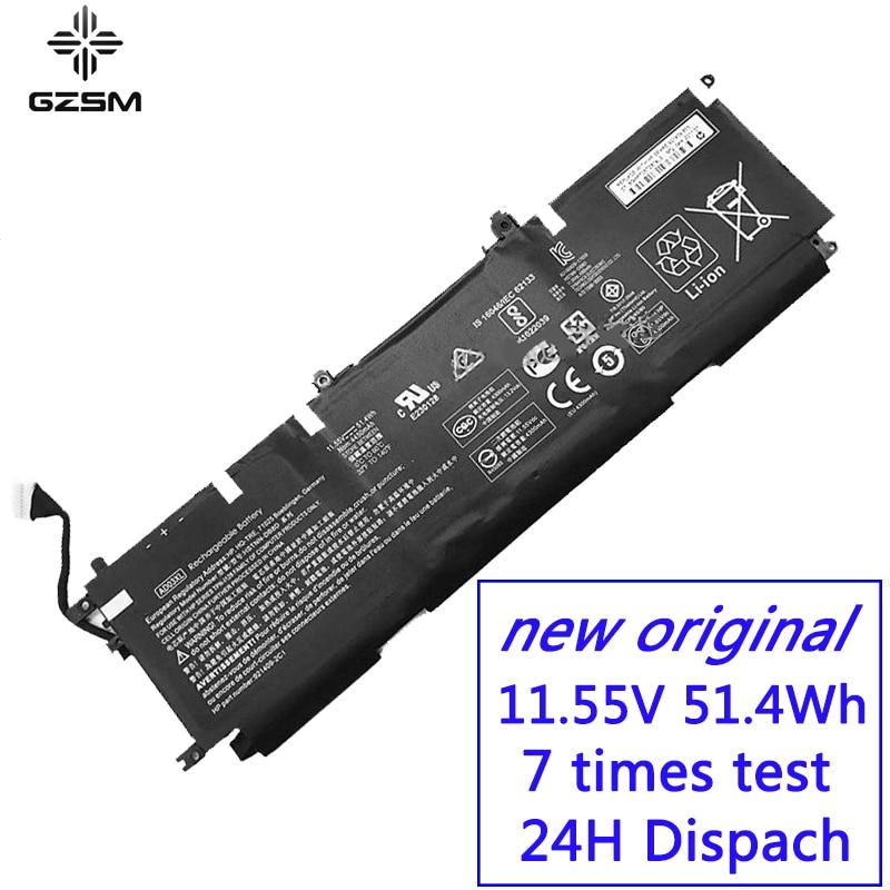 GZSM Laptop Battery AD03XL AD03 For HP HSTNN DB8D Battery For Laptop 921439 855 Batteries 921409 271 Laptop Battery