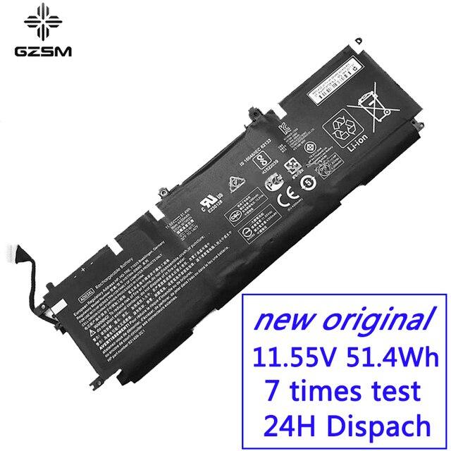 GZSM بطارية الكمبيوتر المحمول AD03XL AD03 ل HP HSTNN DB8D بطارية لأجهزة الكمبيوتر المحمول 921439 855 بطاريات 921409 271 بطارية الكمبيوتر المحمول