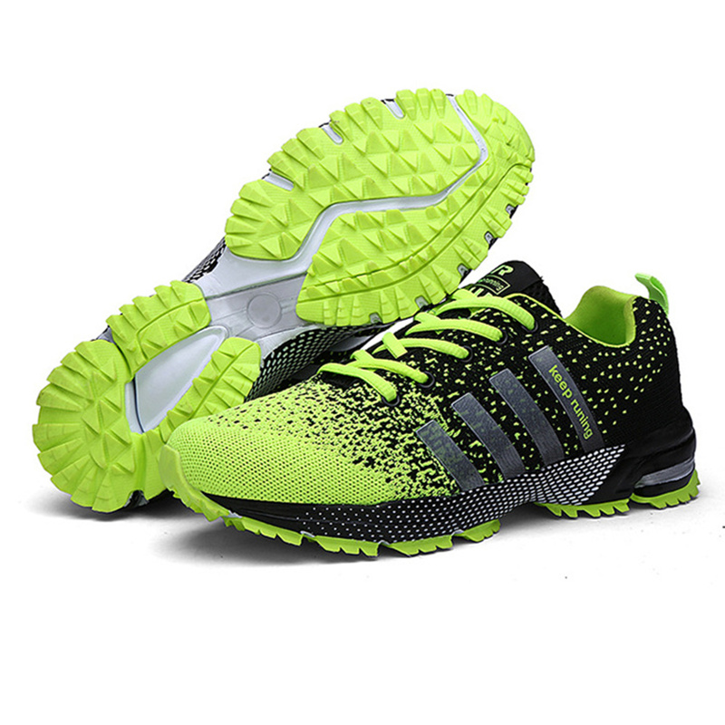 Flywire Breathable Running Shoes Outdoor Sports Sneakers Fitness Jogging Workout Training Comfortable Lover Shoes Men Women mulinsen brand new autumn men running shoes outdoor sports shoes breathable jogging training sneakers 270102