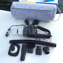 Portable Wet and Dry Car Vacuum Cleaner Super Suction Pet Dander Removal