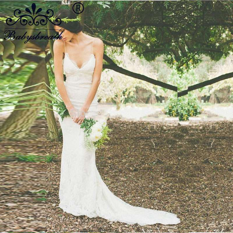 Online Get Cheap Country Style Wedding Dresses -Aliexpress ...
