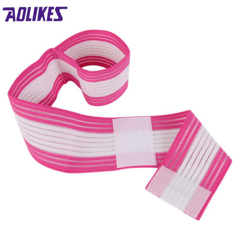 Yoga Lovely Elbow/wrist/knee/hand/thigh/calf Support Brace Arm Pad Guard Bandage Wrap Injury