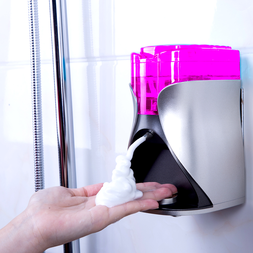 SD50 Facial cleanser foam machine facial cleanser soap dispenser Cleansing facial cleanser special support wall Automatic dispe