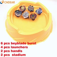 Beyblade Stadium Burst With Launcher Metal Fusion Children B66 B59 B34 B85 B86 B48