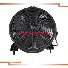 High Quality MN123607 Air Condition Condenser Fan Motor for Mitsubishi Pajero Sport Montero Challenger Nativa Pickup Triton L200