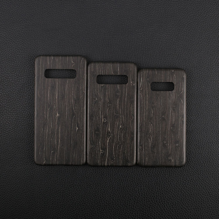 Image 3 - Natural Wooden phone case FOR Samsung S10 Plus S10 S10lite case 