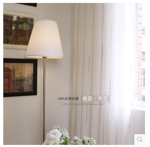 280cm 2015 fashion qualityhot sale high grade beige white tulle sheer curtains for living room in curtains from home garden on aliexpresscom