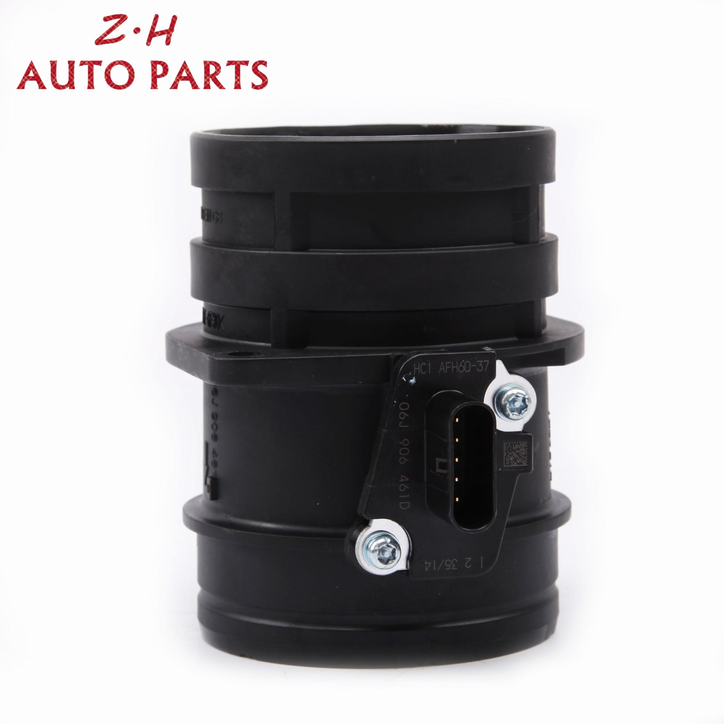 Nouveau capteur de débit massique d'air d'admission d'air capteur de débit crg 06J 906 461 D pour VW Jetta Golf Passat AUDI A3 A4 A6 Q5 TT 2.0TFSI 06J906461D