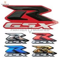 GSX-R ملصق موتو الدراجة النارية 3d دبابات مزينة الشارات ل suzuki R-GSX R125 R250 gsx r750 r600 r1000 1300R