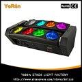 Светодиодный луч движущийся головной свет RGBW четырехцветный светодиодный паук эффект света диско Dj свет