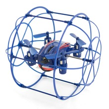 Christmas Gift777-370 2.4G 6-Axis Gyro Mini Drone RC Quadcopter Climbling Wall Remote Control Toy With Auto-return Headless Mode