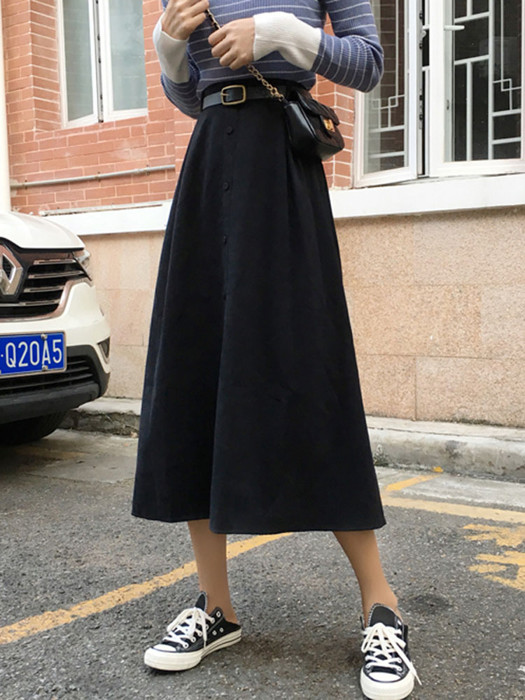 Cheap Wholesale 2019 New Spring Summer Autumn  Hot Selling Women's Fashion Casual  Sexy Skirt BP97