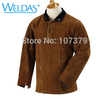 Split Cow Leather Welder Apron Flammhemmende Cow Leather Welding - Schutz und Sicherheit - Foto 1