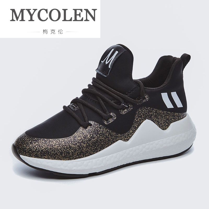 MYCOLEN Spring And Autumn Popular Women Fashion Casual Shoes Breathable 2018 Sneakers Adult Non-Slip Comfortable FootwearMYCOLEN Spring And Autumn Popular Women Fashion Casual Shoes Breathable 2018 Sneakers Adult Non-Slip Comfortable Footwear