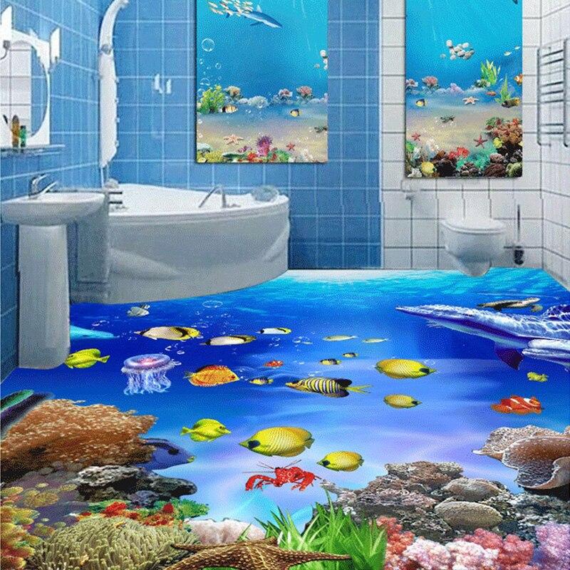 Ванная комната подводный мир мебель для ванной калифорния