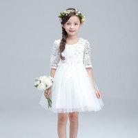 Children S Skirt 2016 Summer New Pattern Children S Garment Girl Dress Bow Princess Skirt Performance