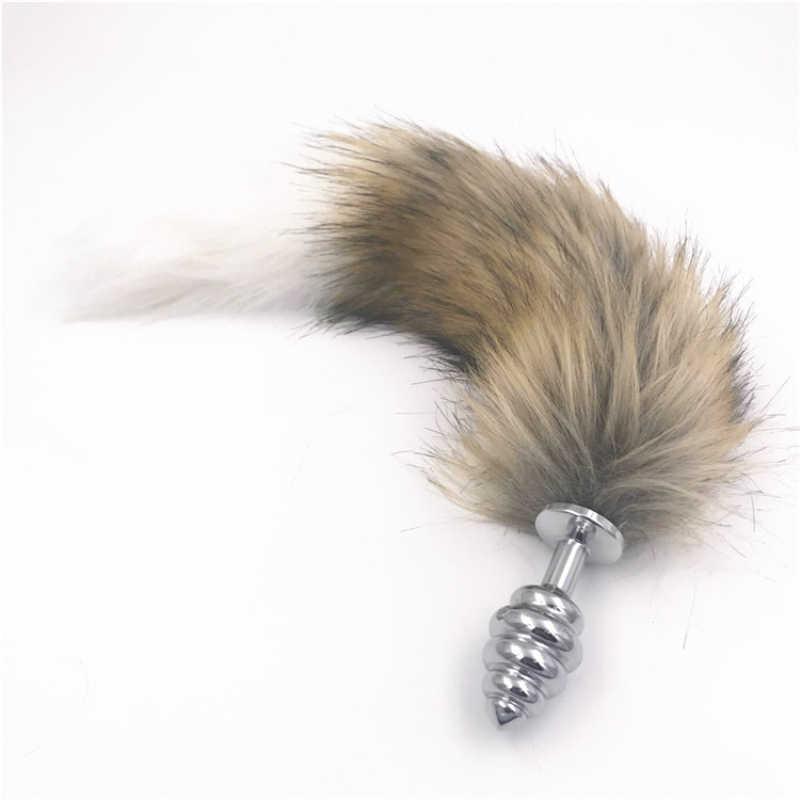 Анальные пробки для ношения гусиная шея купить