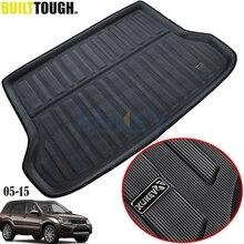 Для Suzuki скускуд Grand Vitara кочевой 2006 - 2015 задний багажник коврик для багажника напольный поднос 2007 2008 2009 2010 2011 2012 2013