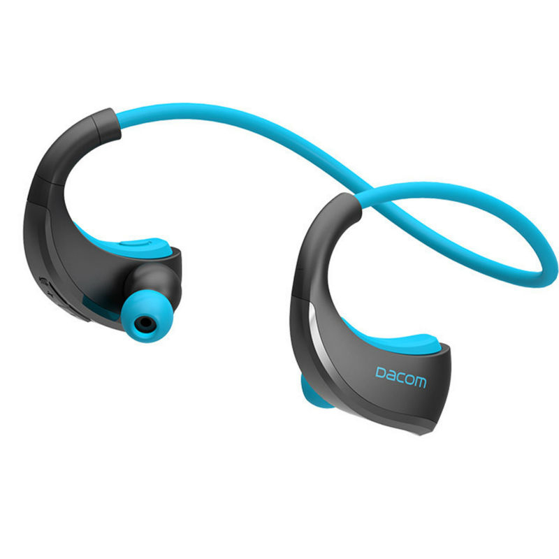 G06 IPX5 WIFI Waterproof Bluetooth Headphones Wireless Earphone fone de ouvido Sports Running Headset Ear-hook With Mic