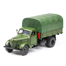 Liberation Alloy Military Truck Diecast Toy Model Car With Sound Pull Back Music Green Car Model Toys For Kids Gifts Collection цена в Москве и Питере