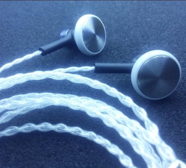 DIY earphone Single crystal copper wire DIY15.4mm earbuds-in ...