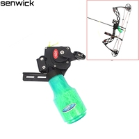 DIY Recurve Bow Fishing Spincast Reel for Compound Bow Shooting Tool Fish Hunting Bow Fishing Slingshot