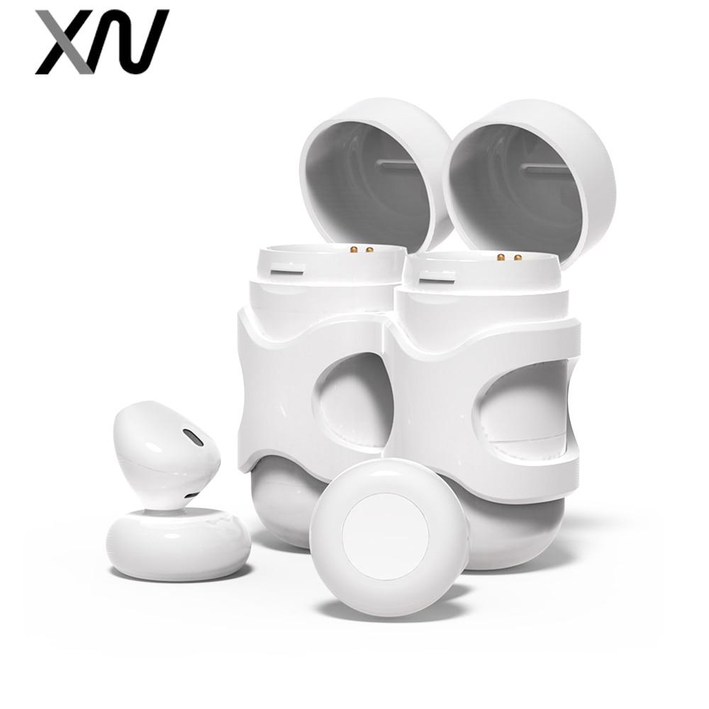 XIAOWU White True Wireless Earbuds Hifi Bluetooth Earphone X11 TWS Stereo In-Ear With Mic for iPhone X 8 Samsung Xiaomi