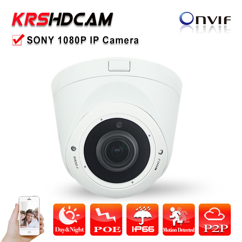IP Camera 1080P Full HD 2mp indoor Onvif 1920*1080  Security CCTV P2P 36pcs LEDs 2.8-12MM Lens Zoom Night Vision IR-CUT hbss 16ch full hd night vision motion detection onvif 1920 1080p p2p poe fixed lens email alarm indoor security system