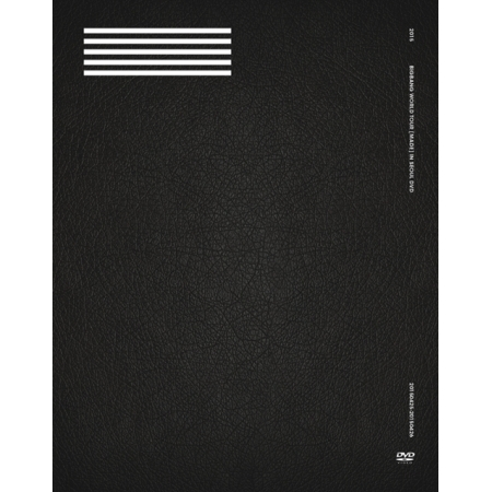 2015 BIGBANG WORLD TOUR [MADE] IN SEOUL  RELEASE DATE 2016-02-04 KPOP 2016 01